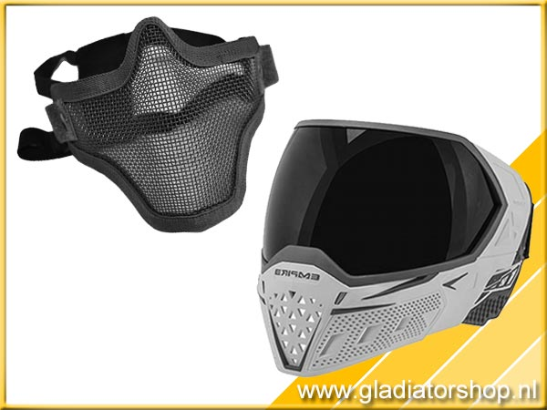 Paintball & Airsoft  Maskers