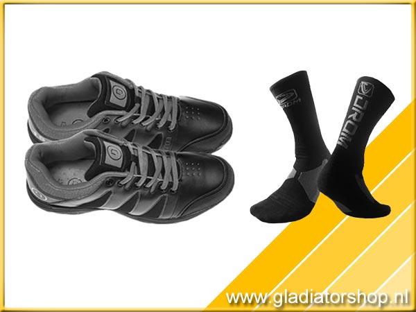 Paintball Schoenen en sokken