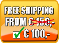 Free shipping from €100