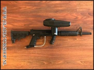(O) Tippmann Model 98 PS ACT M16/M4 rebuild
