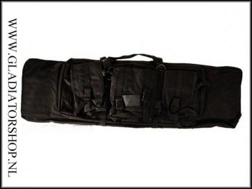 101inc Raptor Airsoft geweer, replica tas zwart (105cm)
