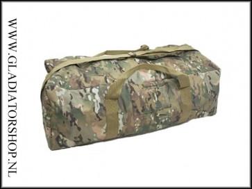Pilottas KL voor Airsoft/Paintball geweer of replica DTC multi camo