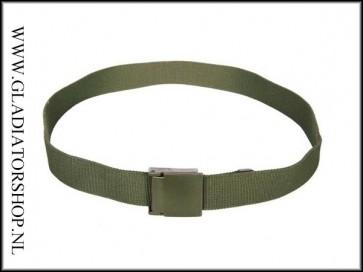 Stealth BDU koppel riem belt leger groen