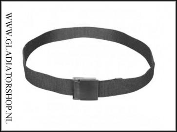 Stealth BDU koppel riem belt zwart