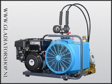 Bauer Junior 2 compressor 4-takt benzine