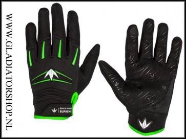BNKR-Kings Supreme glove Lime maat L/XL