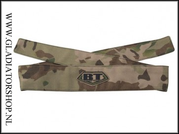 Battle Tested headband camo