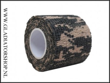Camouflage wrap tape digi camo