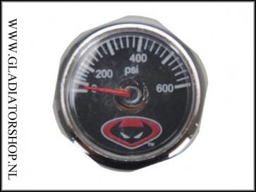 Diablo regulator micro gauge 600 psi