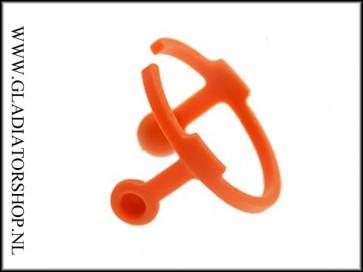Dye eye-pipe ball detents oranje
