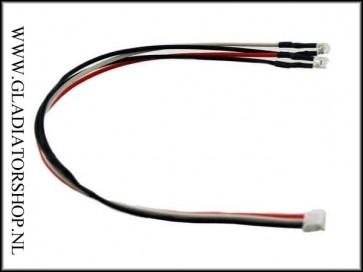 Dye M2 eye wire