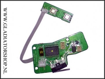 Dye DM14 circuit board