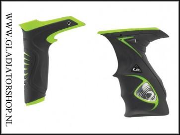 Dye DM15 Slim Sticky grip kit zwart lime groen