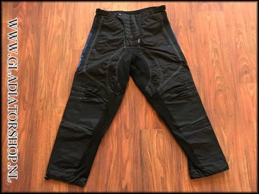 (O) Dye hybrid broek zwart blauw Youth/S