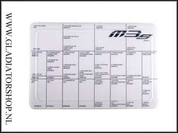 Dye M3s medium repair kit
