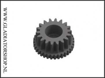 Dye Rotor gear box worm drive spur gear
