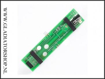 Empire Axe Sensor board