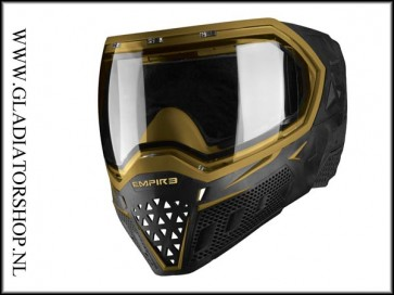 Empire EVS thermal goggle black gold