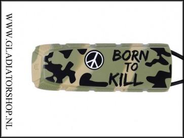Exalt Bayonet barrelsock Born to kill