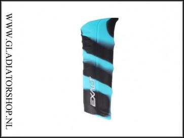 Exalt regulator grip SP Shocker RSX black cyan swirll