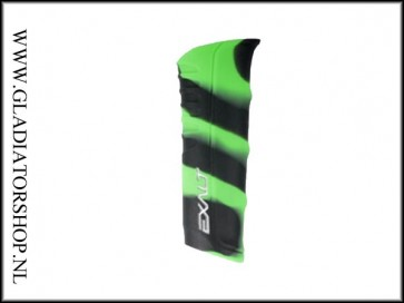 Exalt regulator grip SP Shocker RSX black lime swirll