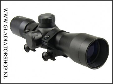 Tactical sniper 3-9x40 rifle geweer scope