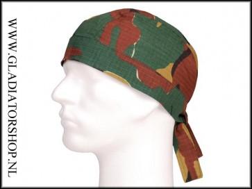 Fostex Army bandana woodland