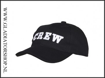 Fostex baseball cap zwart crew