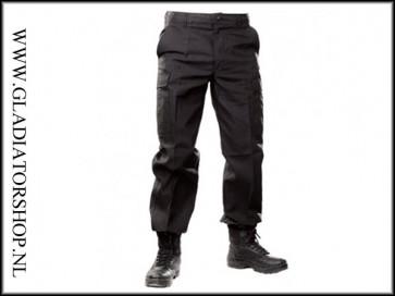 Fostex BDU combat broek zwart