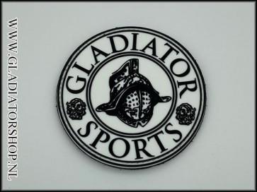 Gladiator Sports PVC velcro patch wit