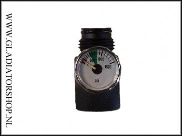 In-lijn preset regulator druk tester