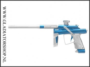 Macdev Cyborg 6 aqua white