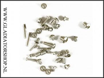 Macdev screw kit voor Clone vx
