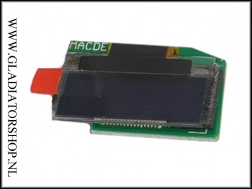 Macdev C6 board display