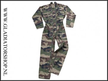 Mageco Militaire overall maat XL (54)