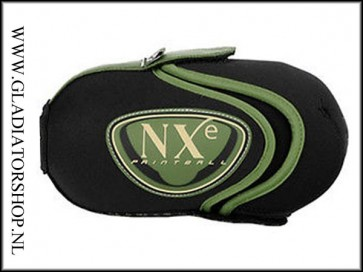NXe Elevation bottle cover zwart olijf groen 68ci