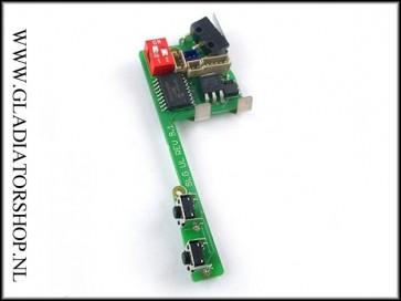 Proto Rail circuit board