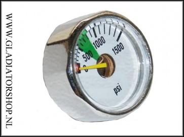 Pure Energy regulator micro gauge 1500 psi