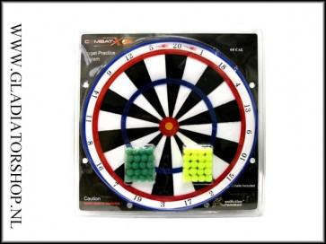 Rap4 target practice systeem