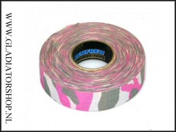 Renerew Pink Camo sticky grip tape