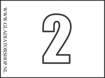 Hopper speler nummer - 2