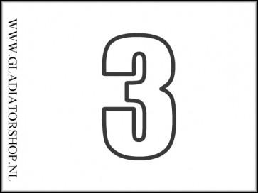 Hopper speler nummer - 3