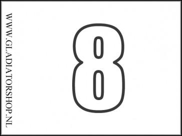 Hopper speler nummer - 8