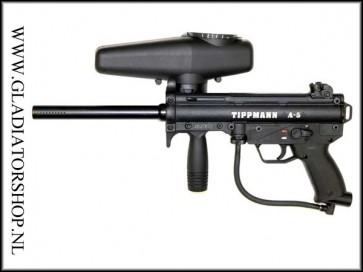 Tippmann A5 met Electronic Trigger