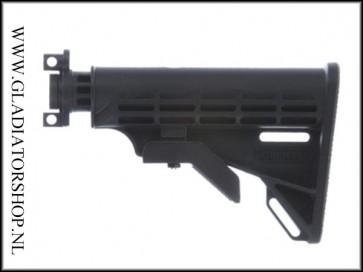 Warrior collapsible stock voor A5