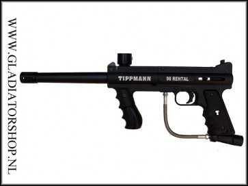 Tippmann M98 Custom PS Rental