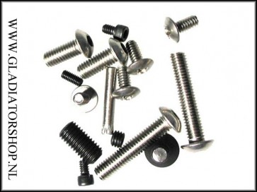 View Loader RVS screw kit