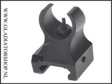 Warrior metalen 21mm weaver low profile A2 style front sight