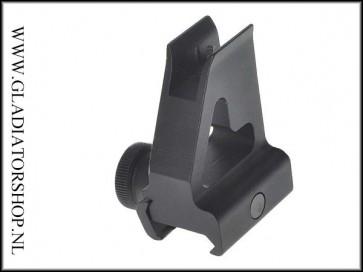 Warrior metalen 21mm weaver A2 style front sight