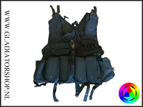 101 INC Tactical airsoft vest